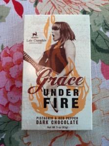 Grace Under Fire chocolate