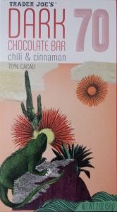 TJ's Cinnamon & Chili bar