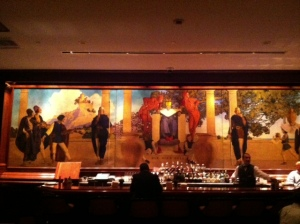 Old King Cole Mural at the King Cole Bar